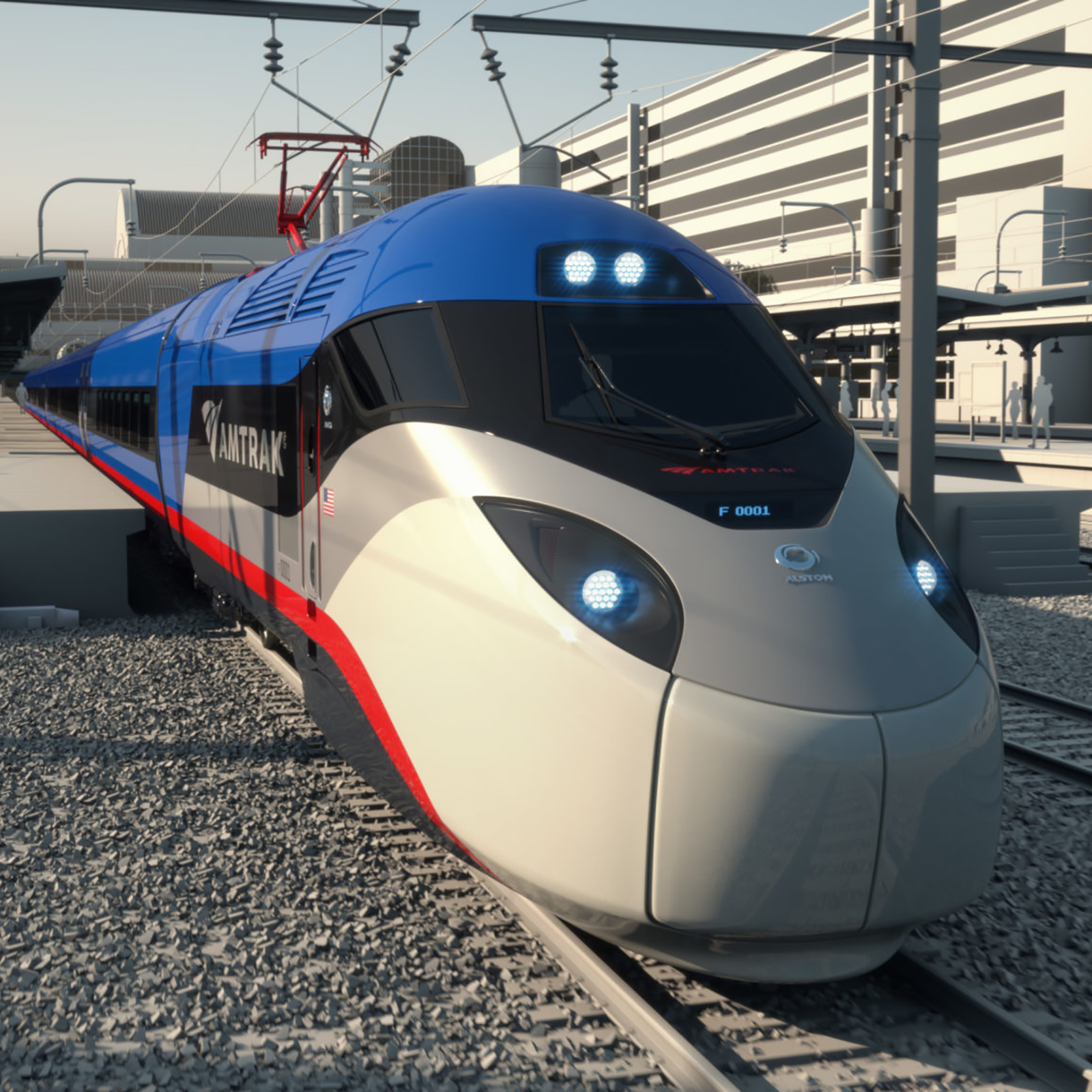 Philadelphia Inquirer Op-Ed: Imagine More High-Speed Rail Throughout Northeast