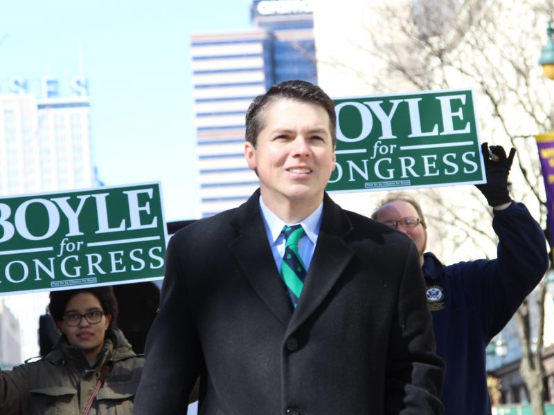 The Inquirer: Democrat Brendan Boyle Re-Elected to the House with Win in PA's Second Congressional District